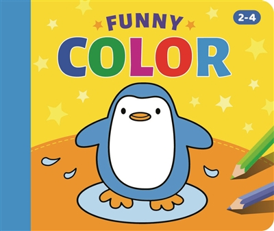 FUNNY COLOR (2 4 A.)